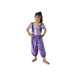 Disfraz shimmer classic para niña talla 3-4 años