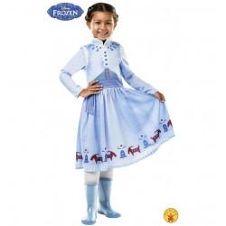 Disfraz anna adventures classic para niña tallas