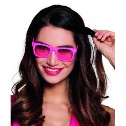 Gafas rosas cristal rosa neon  similar pasta