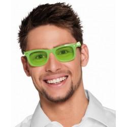Gafas verdes neon cristal verde  similar pasta