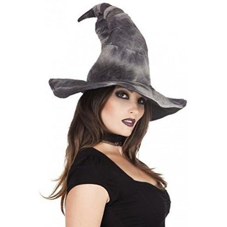 Sombrero de bruja original barato para mujer. Disfraces baratos 47357b0be30
