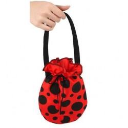 Bolso mariquita similar ladybug barato