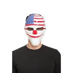 MASCARA LA PURGA BARATA BANDERA USA ESTADOS UNIDOS