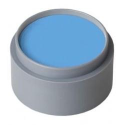 Maquillaje azul 302 al agua grimas profesional