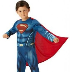 DISFRAZ SUPERMAN AMANECER DE LA JUSTICIA NIÑO TALLAS