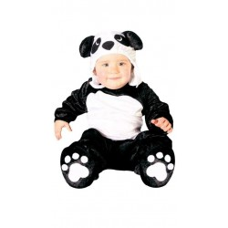 DISFRAZ OSO PANDA BEBE INFANTIL TALLAS