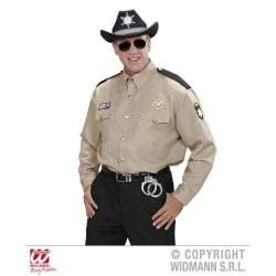 DISFRAZ SHERIFF CAMISA RICK GRIMES TALLA M-L o XL