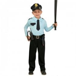 DISFRAZ POLICIA INFANTIL TALLAS