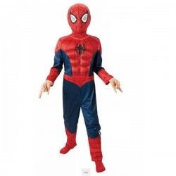 DISFRAZ SPIDERMAN ULTIMATE MUSCULOSO INFANTIL TALLAS