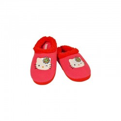 Zapatillas ivierno hello kitty  talla 31