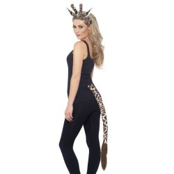 Set jirafa diadema y cola