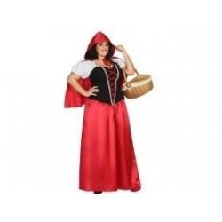 Disfraz caperucita roja talla xxl mujer tallas gra