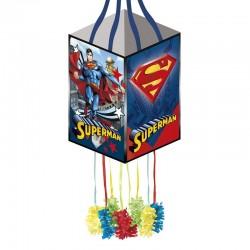 PINATA SUPERMAN PARA CUMPLEANOS