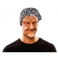 Mascara de vieja latex