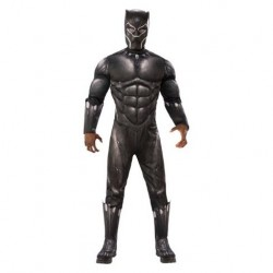Disfraz Black Panther hombre adulto talla estandar