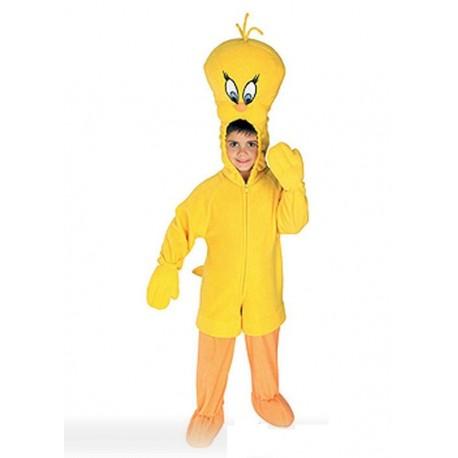 072d2e5af Disfraz de Piolin para niño infantil Warner Bros ...