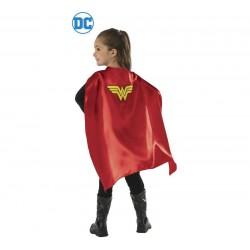 Capa Wonder Woman para nina infantil