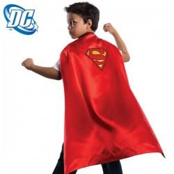 Capa Superman para nino infantil