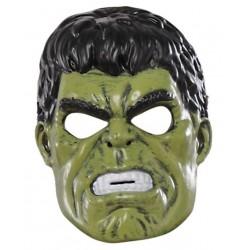 Mascara Hulk infantil de los vengadores para nino