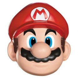 Mascara Mario Bros adulto original
