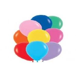 Globos r5 sempretex colores surtidos 100 uds de 12,5 cm