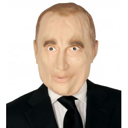 Mascara Putin presidente ruso en latex