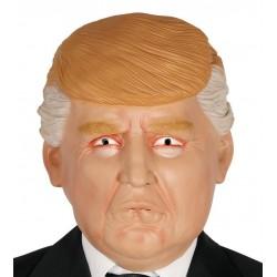 Mascara presidente americano Trump