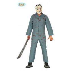 Disfraz Jason asesino del viernes para hombre