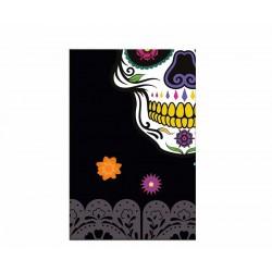 Mantel calaveras dia de muertos halloween 180 x 120 cm