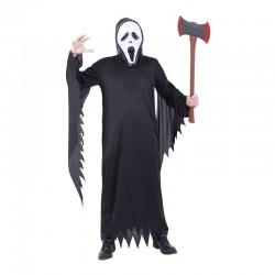 Disfraz Scream para nino tallas infantil
