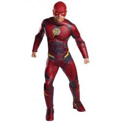 Disfraz flash para hombre barato liga de la justicia 820661 Rubies 883028235087
