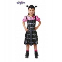 Disfraz Vampirina para niña tallas