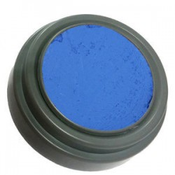 Maquillaje azul al agua grimas 25 ml profesional