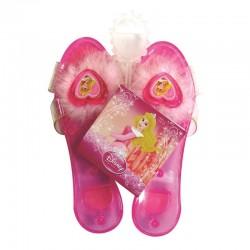 Zapatos de princesa Aurora La Bella Durmiente infantil