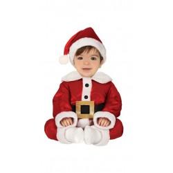 Disfraz Papa Noel para nino bebe