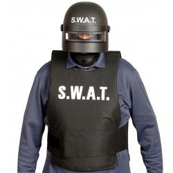 Casco SWAT policia antidisturbios adulto