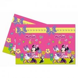 Mantel Minnie Mouse rosa 120x180 cm