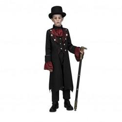 Disfraz vampiro noble caballero niño 7-9 años