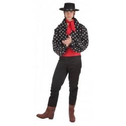 Disfraz gitano para hombre andaluz