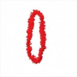 Collar plastico rojo unicolor barato cotillon pack 100 unidades