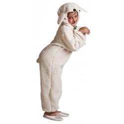 Disfraz de oveja infantil para nino talla 6 7 anos