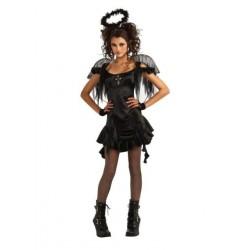 Disfraz angel gotico