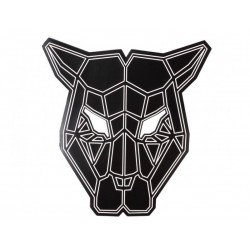 Mascara toro luz led cambia con la musica