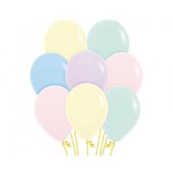 Globos R36 colores pastel surtidos 1 ud
