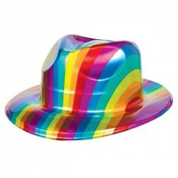 Sombrero Arcoiris orgullo 11cm x 26cm
