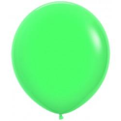 Globo Sempertex 18 45 cm Verde 6 uds