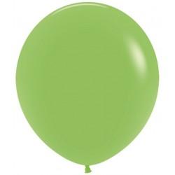 Globo Sempertex 18 45 cm Verde Lima 6 uds