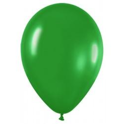 Globo Verde Selva R5 12.5cm 100 uds sempertex