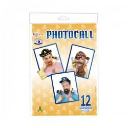 Accesorios para fotos piratas palitos photocall