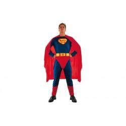 DISFRAZ SUPER HEROE MAN 830645 ACERO BARATO